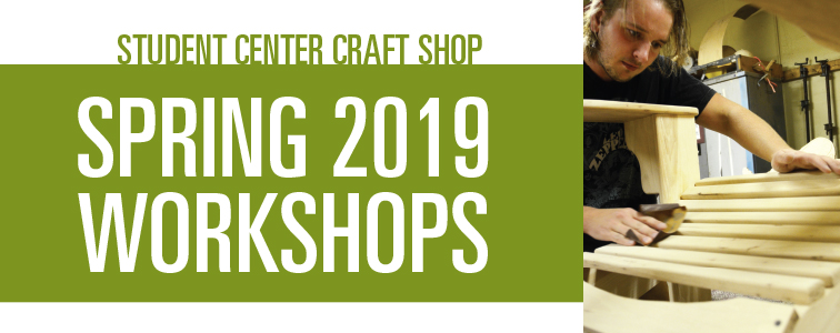 Fall 2018 Workshops