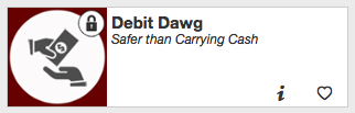 Debit Dawg Icon